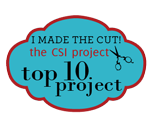 CSI Project Top Ten! YAY!!!!
