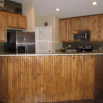 Kitchen Island Bead Board Makeover- By Jami