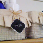 {Prep}  {Primp }  {Pretty} – How We Organize Hair Schtuff