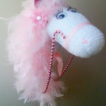 Possibly the Most Glamorous Hobby Horse Ever