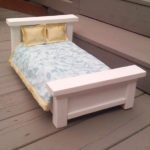 American Girls Farmhouse Doll Bed (Cheater Cheater Version)