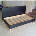 DIY Upholstered Toddler Bed / Couch Plans