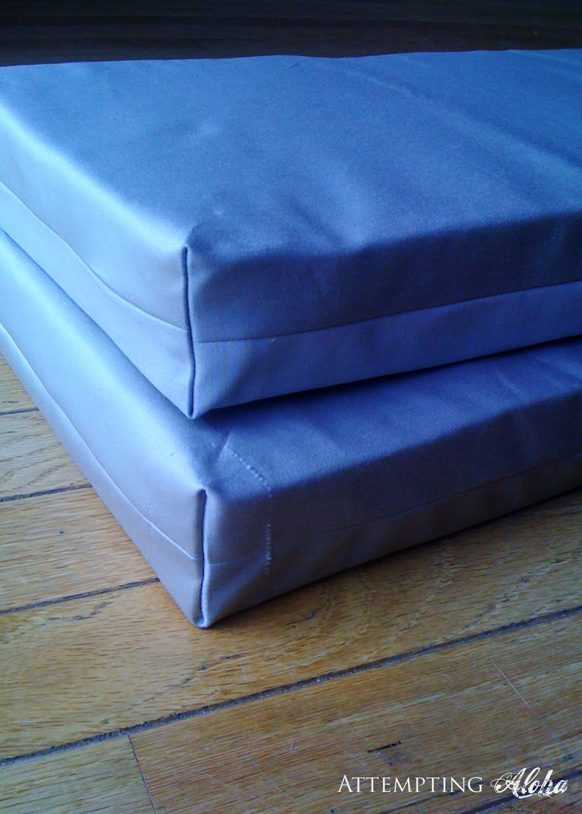 How To Make Boxed Cushions Doll Bed Mattresses