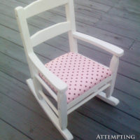 The Little Rocking Chair that Could
