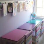 Kids Artwork Clothespin Hangers