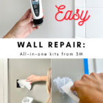 Easy Wall Repairs for Large and Small Holes